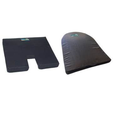 Ergo21 - Coccyx plus Lumbar combo cushion