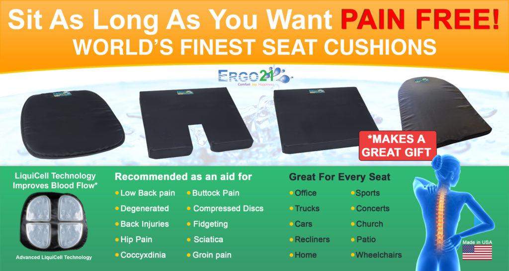 Seat Cushions For Arthritis Hip Pain And Arthritis