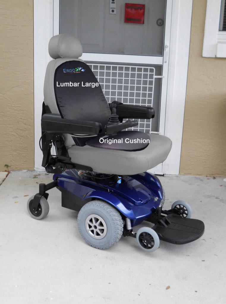 electric wheelchair cushion